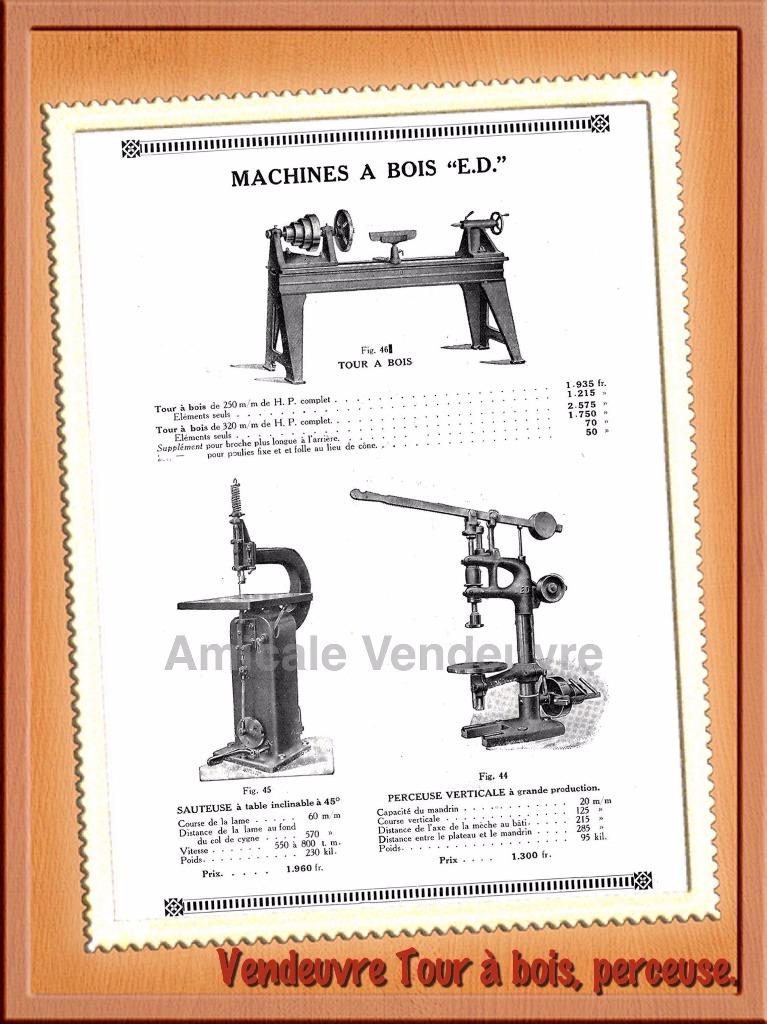 les outils et les machines pour le travail du bois. Black Bedroom Furniture Sets. Home Design Ideas