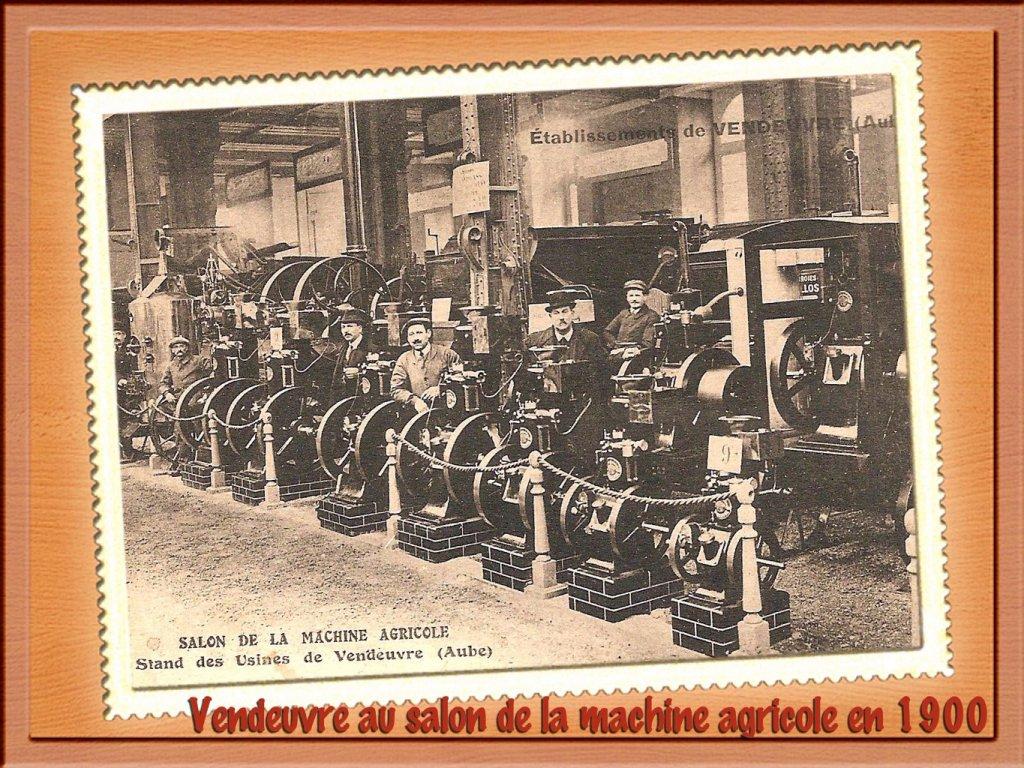 Documents d 39 archives for Salon de la machine agricole