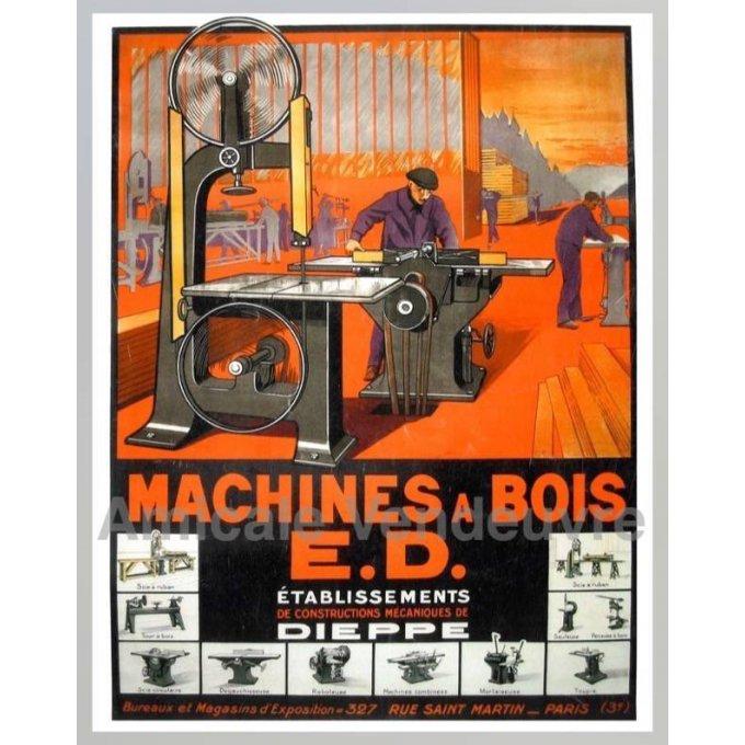 cm machine