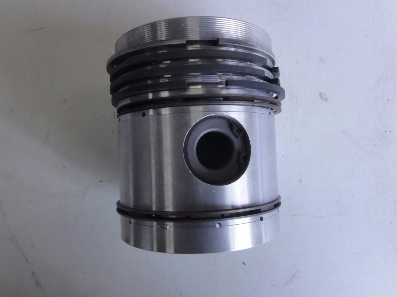 M1010510 Piston Ø100 avec segments