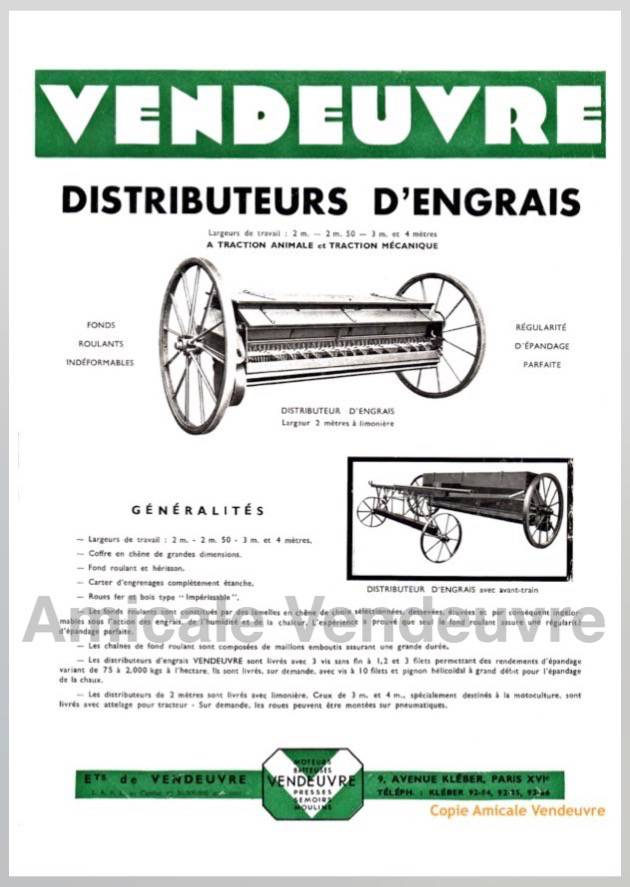 SE 4001 Pdf Documentation distributeur 1950