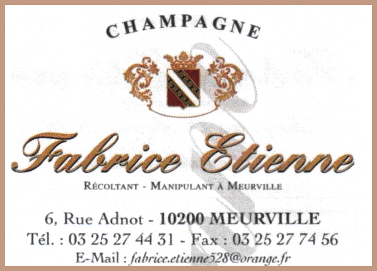 Champagne Etienne